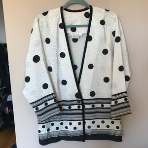 Vintage Blouse/jacket